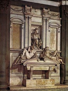 Medici Tombs – Michelangelo | Florence in War and Flood