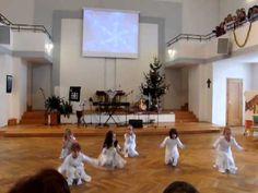 Vánoce děti besídka TANEC SNIH PADA SNIH.MOV