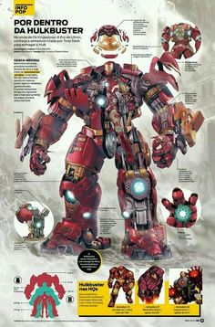 hulkbuster details.so cool. #hulkbuster #ironman #cosplayclass #marvel