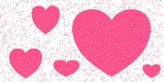 Pink Heart Sparkle
