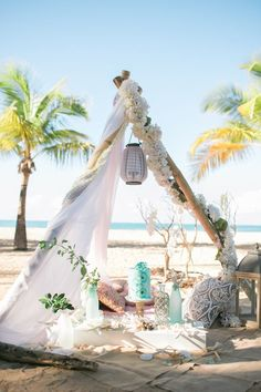 32 beach wedding photos