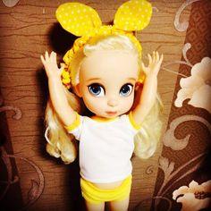 Cinderella doll by qwqw0301