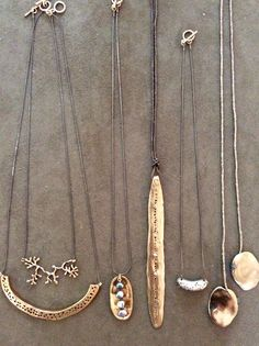 Bohemian Style| Serafini Amelia| Boho Gypsy-Natural Elements-Necklaces-Julie Coh...