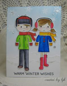 A Blog Named Hero: WARM WINTER WISHES