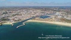 A Terceira Dimensão - Fotografia Aérea: Lagos