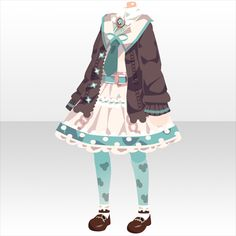 Akira | School Outfit | @Games