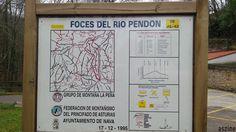 Las Foces del Río Pendón, #ruta de #montaña por #Asturias (#España) #senderismo #trekking