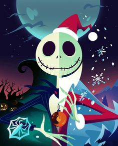 Mygiftoftoday has the latest collection of Nightmare Before Christmas apparels, accessories including Jack Skellington Costumes & Halloween costumes . Tim Burton Kunst, Tim Burton Art, Tim Burton Films, Jack Skellington, Wallpaper Natal, Disney Wallpaper, Wallpaper Wallpapers, Nightmare Before Christmas Drawings, Jack The Pumpkin King