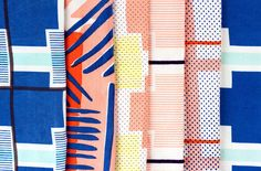 The Print-Focused Textiles of Cassie Byrnes