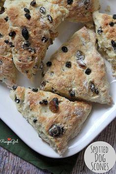 Irish Desserts, Irish Recipes, Brunch Recipes, Breakfast Recipes, Scone Recipes, Bread Recipes, Irish Breakfast, Lemon Recipes, Easy Recipes