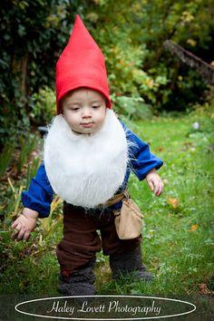 Portland Baby Portraits - Gnome Halloween Costume - Page 3 - Haley Lovett Photography - Portland Oregon Baby Photography, Wedding Photography, Portraits, Maternity Photos