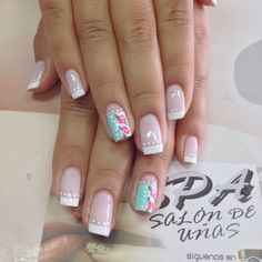 Nails Great Nails, Cool Nail Art, Cute Nails, Hair And Nails, My Nails, Beautiful Nail Art, Nail Arts, Manicure And Pedicure, Pink Nails