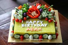 Food Design, Food Carving, Vegetable Carving, Strawberry Filling, Chocolate Sweets, Glutinous Rice, Indonesian Food, Confectionery, Creative Food