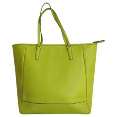 Lime green shopper bag | Coach | Catchys