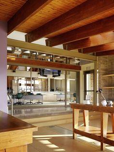 Gallery of Hawaii Preparatory Academy Energy Laboratory / Flansburgh Architects…