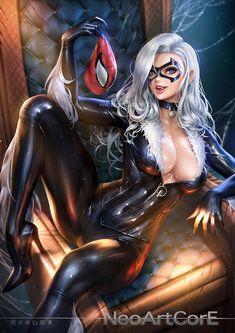 Marvel lesbisk porr