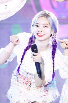 181201 Kpop Concert in Guam - Dahyun Twice Show, Twice Once, Concert Looks, Pops Concert, Kpop Girl Groups, Korean Girl Groups, Kpop Girls, Daehyun, Twice Album