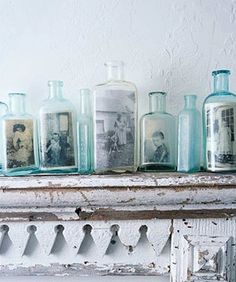 bottled memories