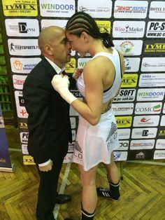 Face to face: Ewa Brodnicka vs Marco Beniamino Brioschi
