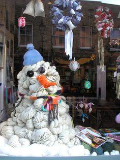 Snow man (Hi rez picture)