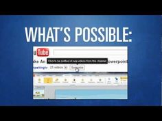 How To Make Your 1st YouTube Video With Powerpoint - YouTube