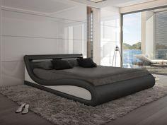 Ilumina tu habitación con estilo gracias a la cama ZALARIS