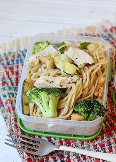 It's hard to come up with lunch ideas outside of the typical sandwich. Now that I occasionally pack lunches for my kindergartener, as well as my husband, I have been trying to think of quick and easy