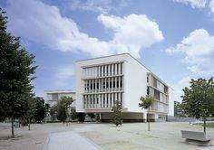 Educational Faculty, University of Lleida - Alvaro Siza
