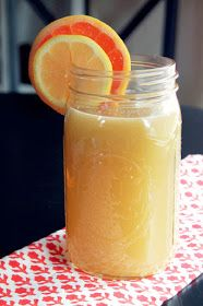 Not Quite a Vegan...?: Fat Flush Grapefruit Lemonade