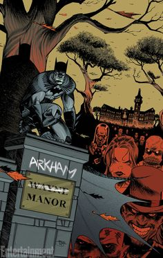 DC Launches Two New Batman Related Titles - Comic Vine