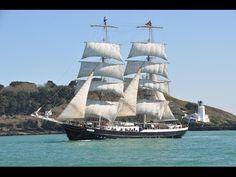 Falmouth to Royal Greenwich Tall Ships Regatta 2014 #Cornwall #thingstodo