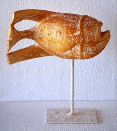 POWERTEX FISH MADE BY ALETE MULLER