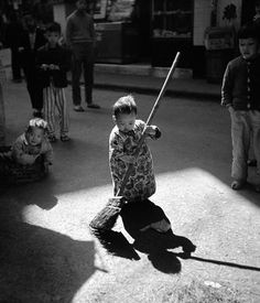 Hong Kong in the 50s captured by a teenager. These photos inspire me to go do street photography again