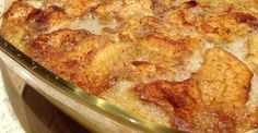 (No Fish) Baked apple custard dessert, otherwise called Amish apple fish cake, is going to be served this year for every special occasion! Custard Desserts, Apple Desserts, Apple Recipes, Easy Desserts, Delicious Desserts, Cake Recipes, Dessert Recipes, Yummy Food, Apple Cakes