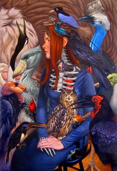 http://beautifuldecay.com/2012/04/30/craig-mahers-sci-fi-fantasy/#more-60046