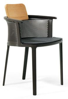 Nico armchair for indoor and outdoor use, many colours available