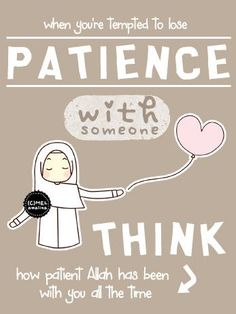 islam quotes about patience - Google Search