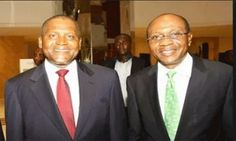 $14bn Refinery: CBN Assures Dangote Of Forex Financing   The Central Bank of Nigeria (CBN) has given assurance to Dangote Group that it will support it access Foreign Exchange Forex to build its proposed $14 billion refinery in the country. Mr. Godwin Emefiele the Governor of the CBN said this during a tour of the refinery which is projected to refine 650000 barrels of crude oil per day. The tour of the facility held at its location within the Lekki Free Trade Zone in Lagos. The CBN governor…