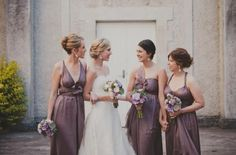 Trying to pick bridesmaid colors. It will be a winter wedding so I'm going with charcoal, plum, gold, navy, red, and sea blue. Jem colors. Please help!