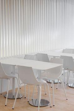 Restaurant On Pinterest Bakery Design White Interiors