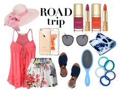 """""""Road Triip"""" by quality-top on Polyvore featuring Dolce&Gabbana, Tory Burch, LE3NO, L. Erickson and roadtrip"""