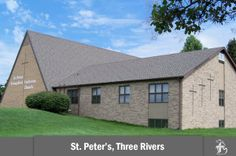 St. Peter's Lutheran Church in Three Rivers, Michigan #LCMS