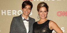 """""""Iron Chef"""" star Cat Cora and wife Jennifer are calling it quits after 17 years as a couple."""
