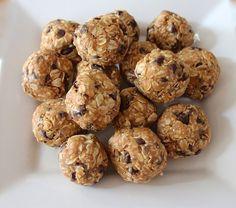 4-Ingredient Peanut Butter Chocolate Energy Bites Recipe on Yummly. @yummly #recipe