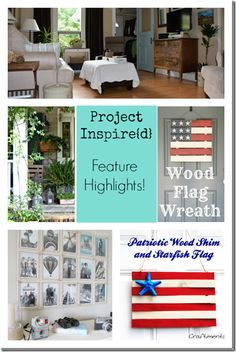 I love these DIY Decor Projects for your home!