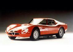 Zagato Alfa Romeo TZ2 1964