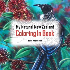 Original art, tutor, writer and mentor My Images, New Zealand, Coloring Books, Competition, Original Art, Places To Visit, Landscape, My Favorite Things, Php