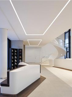 170 recessed linear lighting ideas