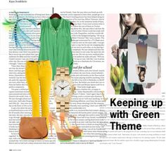 """""""Green Shirt"""" by heavenlyheather on Polyvore"""