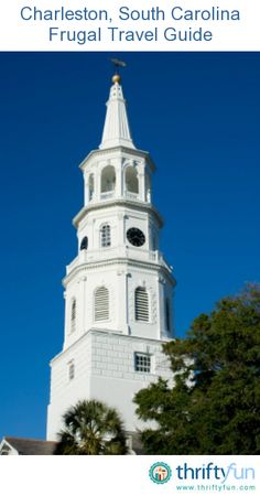 This page has tips, photos, and guides for traveling to Charleston, South Carolina. Charleston, South Carolina is a beautiful southern seaport city with a distinctive historic downtown area.